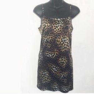 Victoria's Secret Cheetah Leopard Nightie